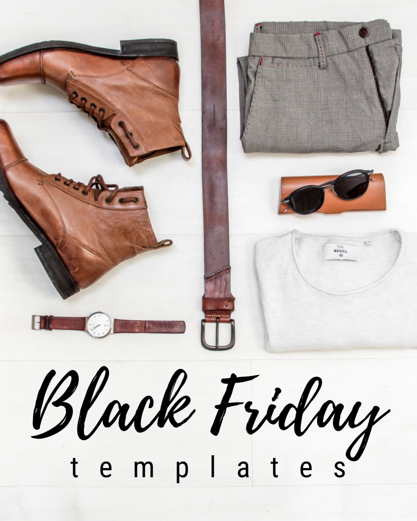 Black Friday templates Instagram Post Template