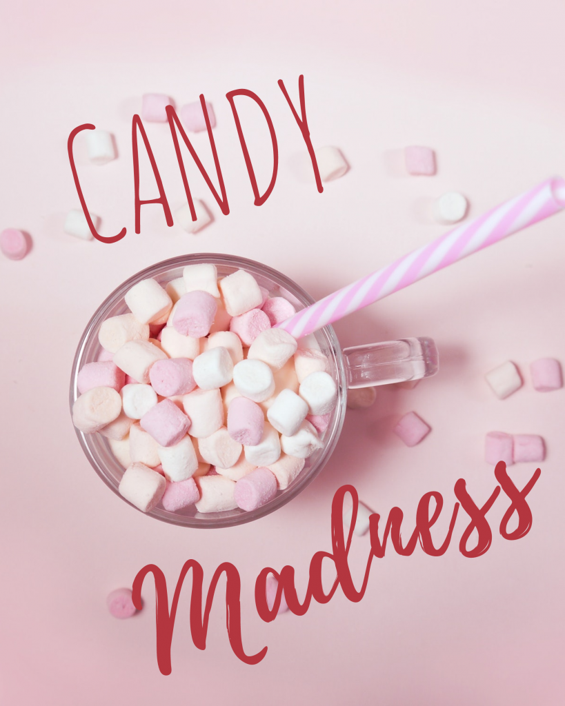 CANDY Madness Instagram Post Template