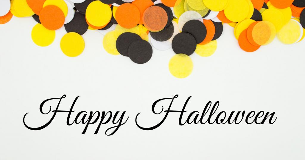 Happy Halloween Instagram Post Template