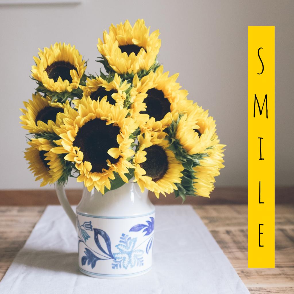 Smile Instagram Post Template