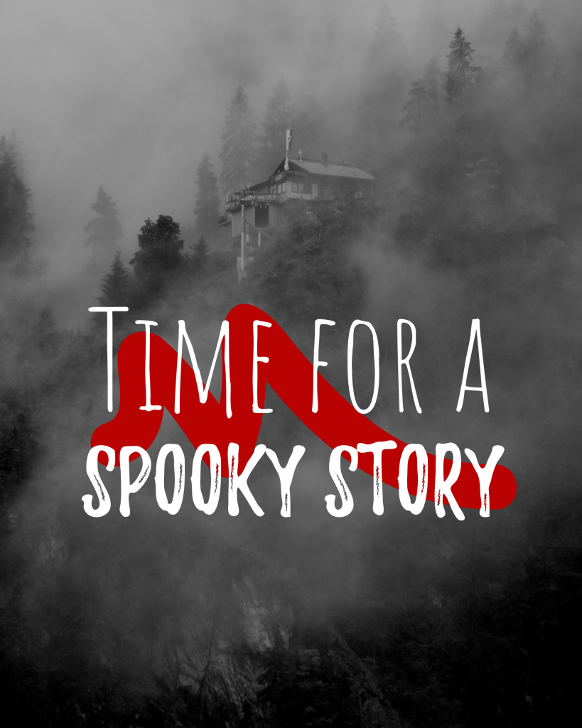 Time for a Spooky Story Instagram Post Template