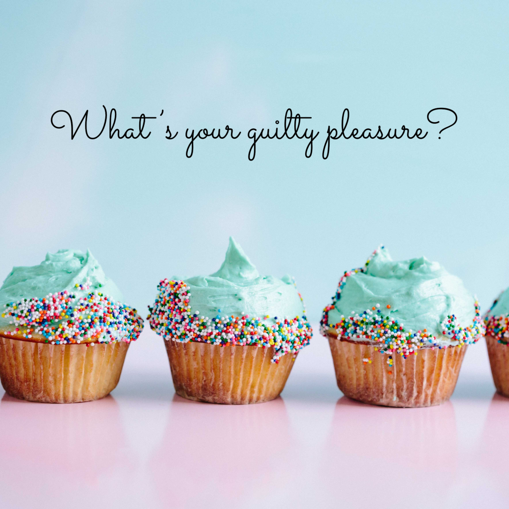 What's your guilty pleasure? Instagram Post Template