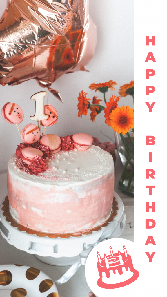 HAPPY BIRTHDAY 🎉 7 Adorable story ideas for Instagram (2019)