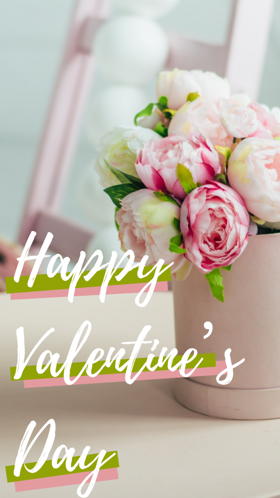 Happy Valentine's Day Instagram Story Template