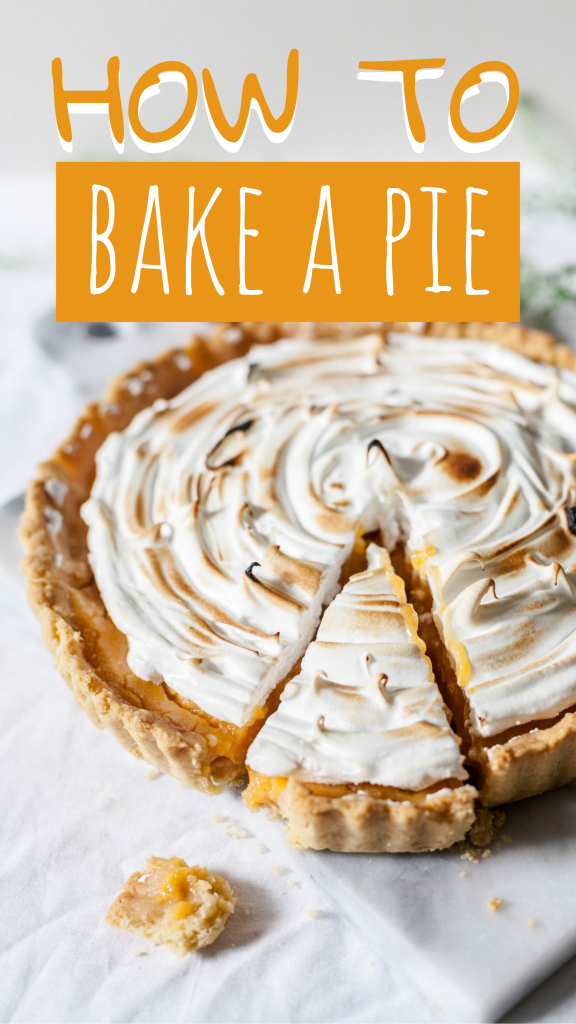 HOW TO HOW TO bake a pie Instagram Story Template