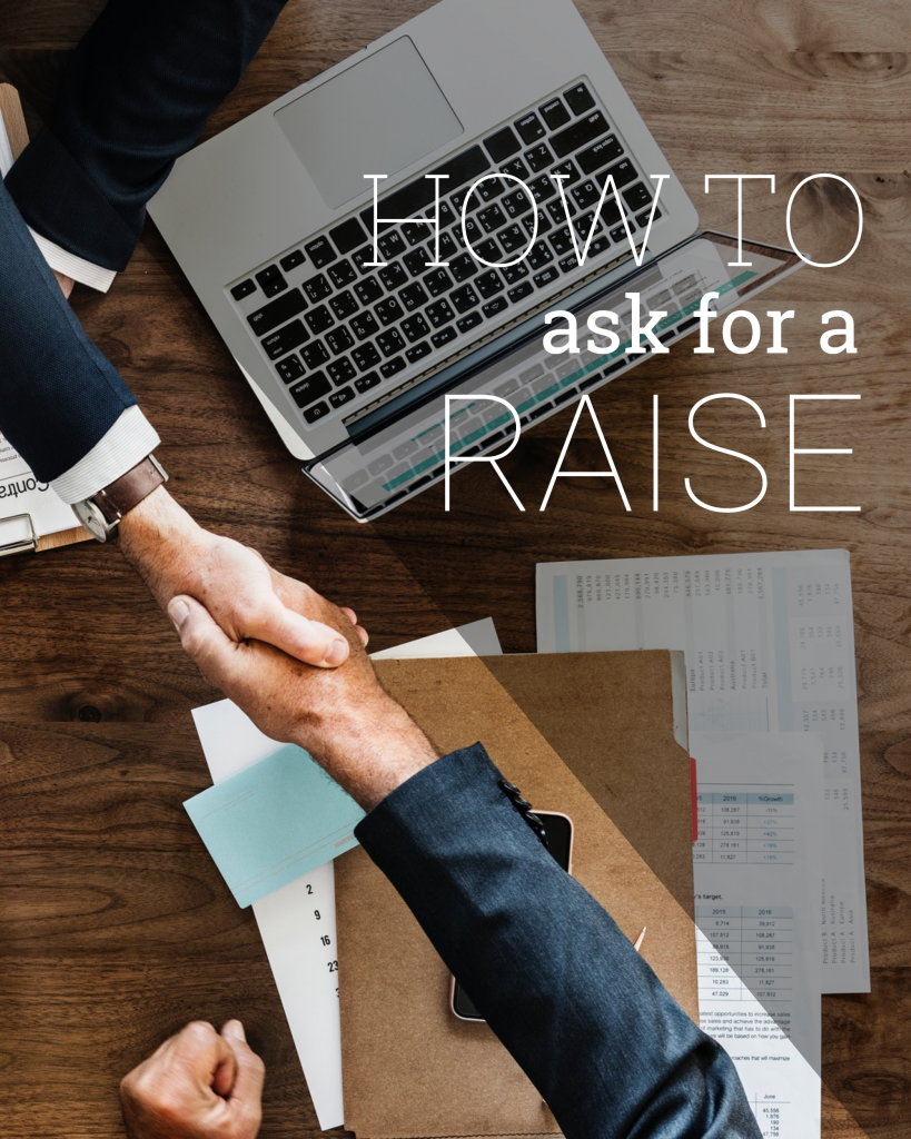 HOW TO ask for a RAISE Instagram Post Template