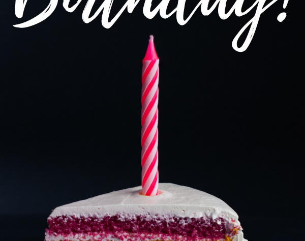 Happy Birthday! Instagram Story Template