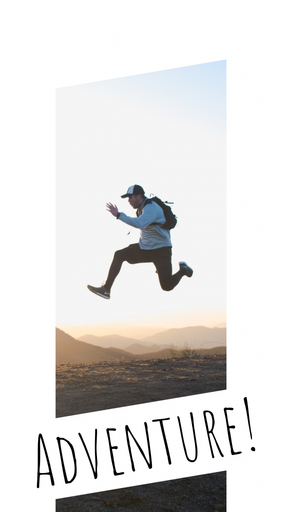 Adventure! Instagram Story Template