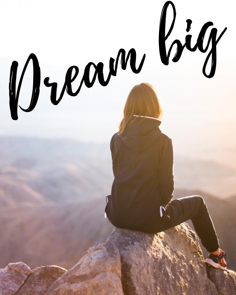 Dream big Instagram Post Template