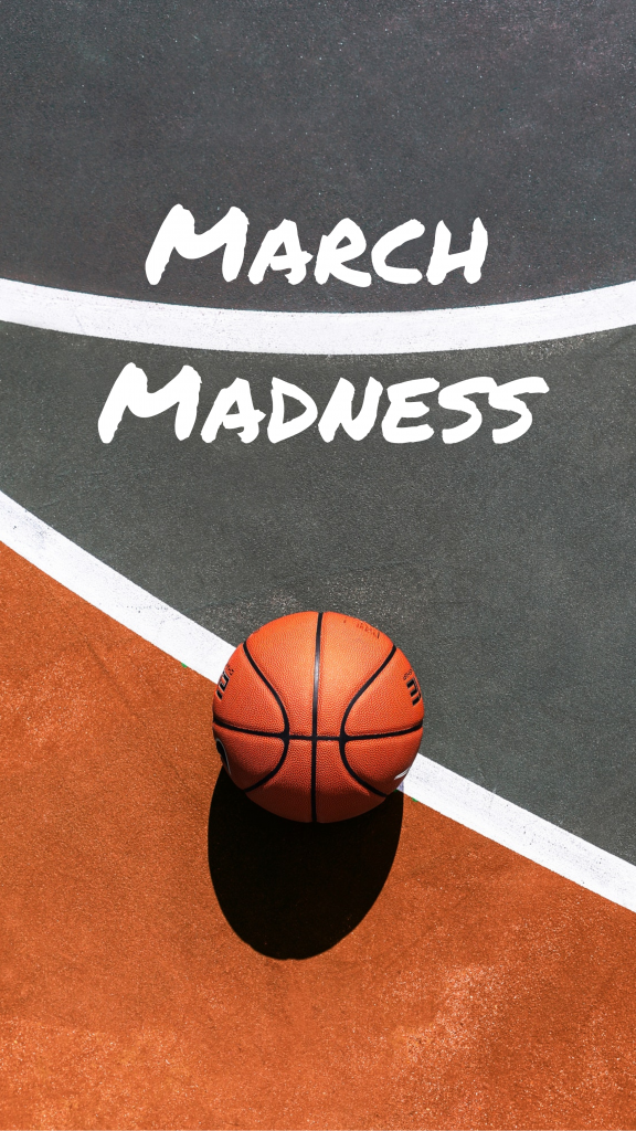 March Madness Instagram Story Template