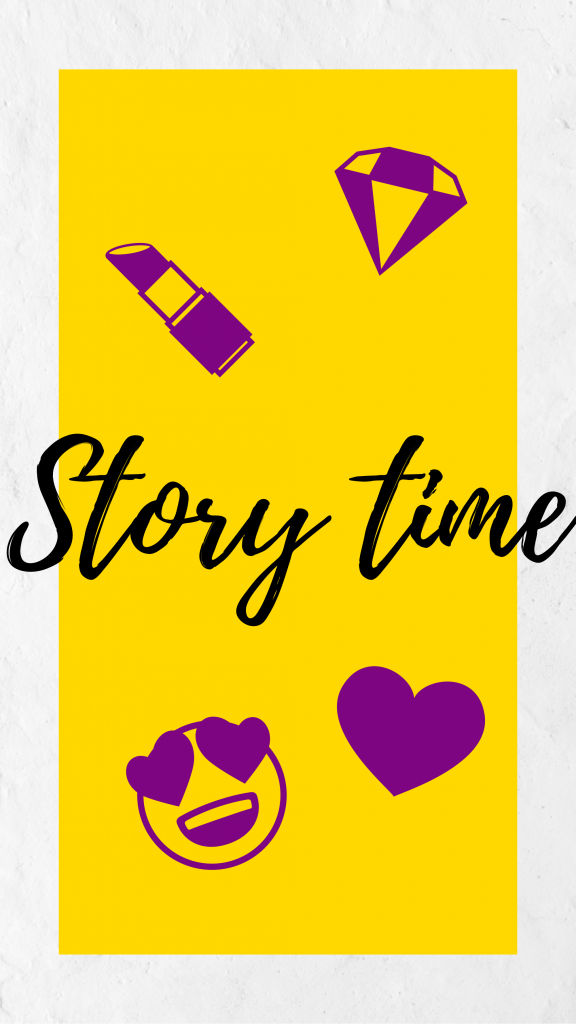 Story time Instagram Story Template
