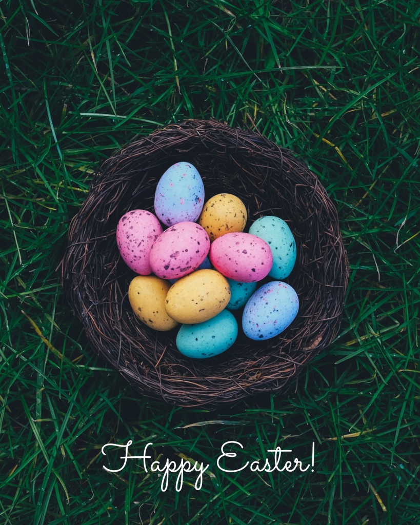 Happy Easter! Instagram Post Template