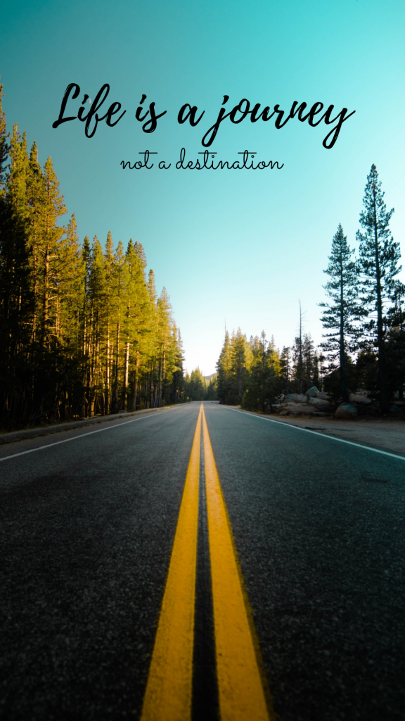 Travel Story collection - Life is a journey  not a destination  Instagram Story Template