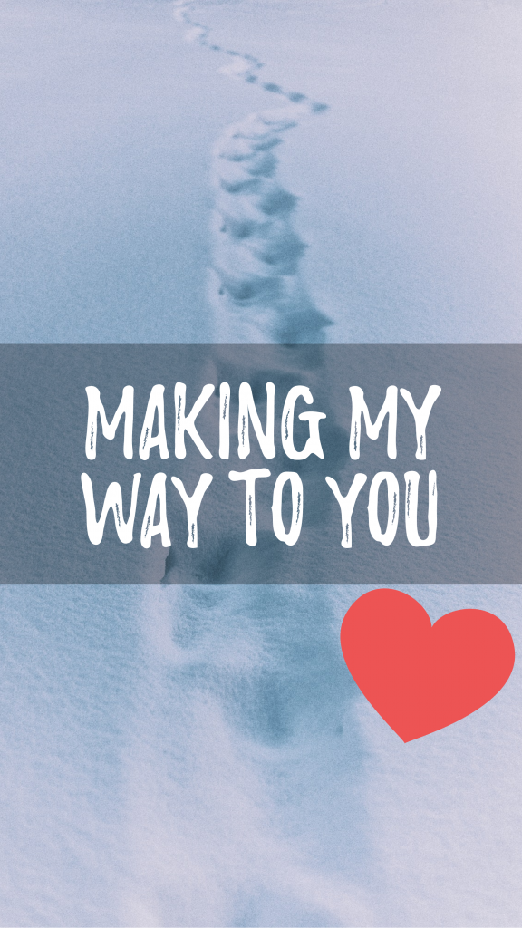 Travel Story collection - Making my way to you Instagram Story Template