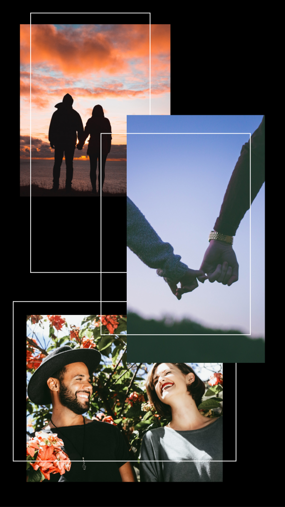 Black and bold collection - PostMuse Instagram Story Template