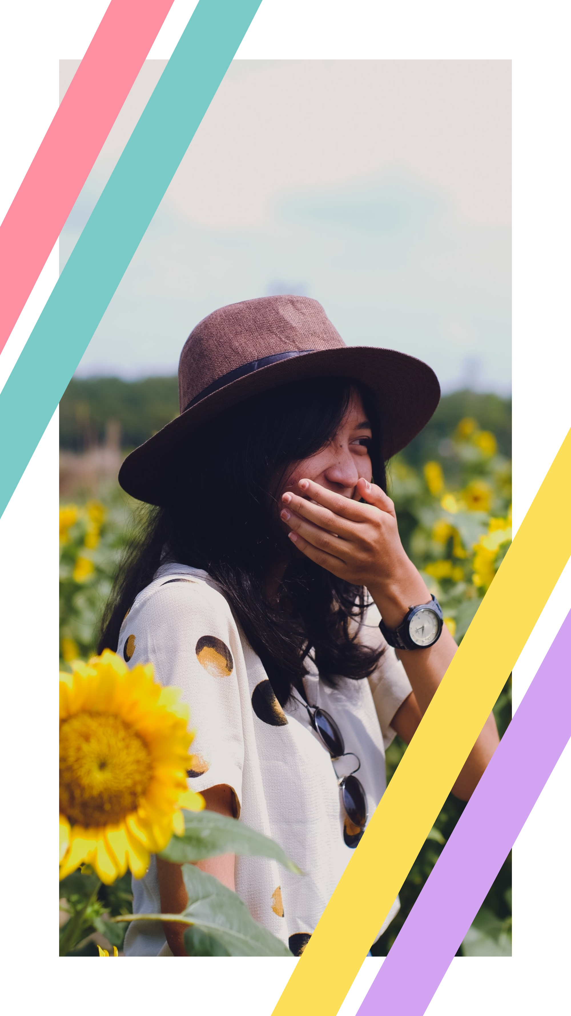 Happy Pastel collection - PostMuse Instagram Story Template