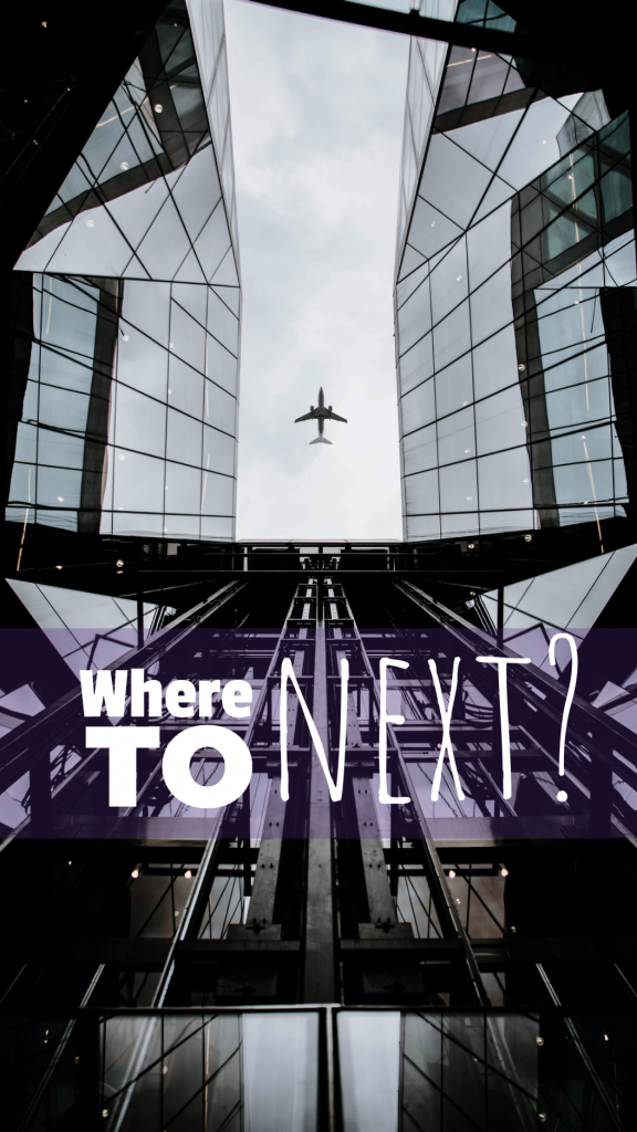 Travel Story collection - Where next? TO Instagram Story Template