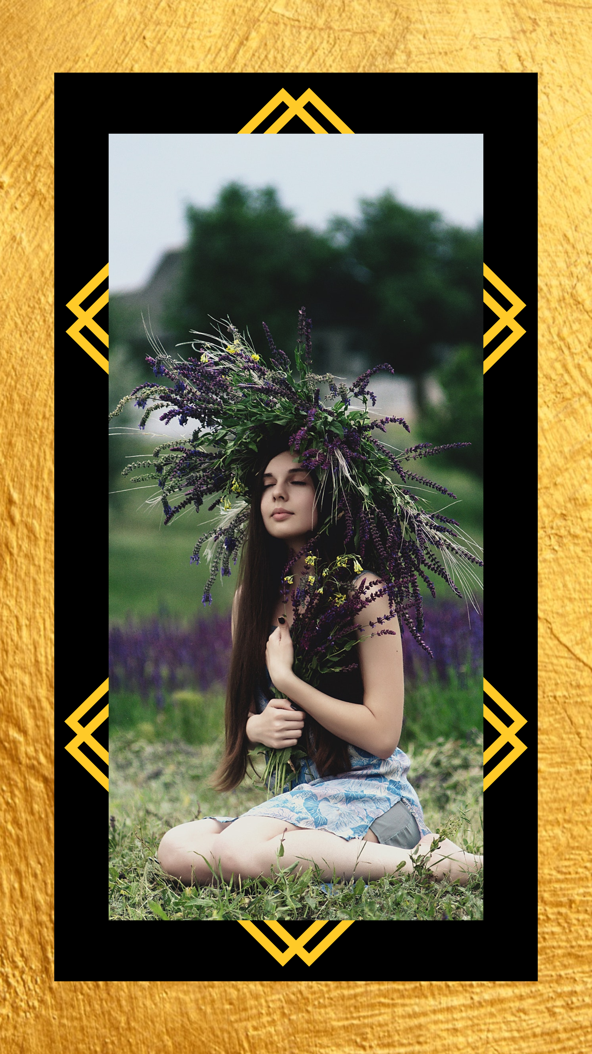 #goldisthenewblack (FREE today) collection - PostMuse Instagram Story Template