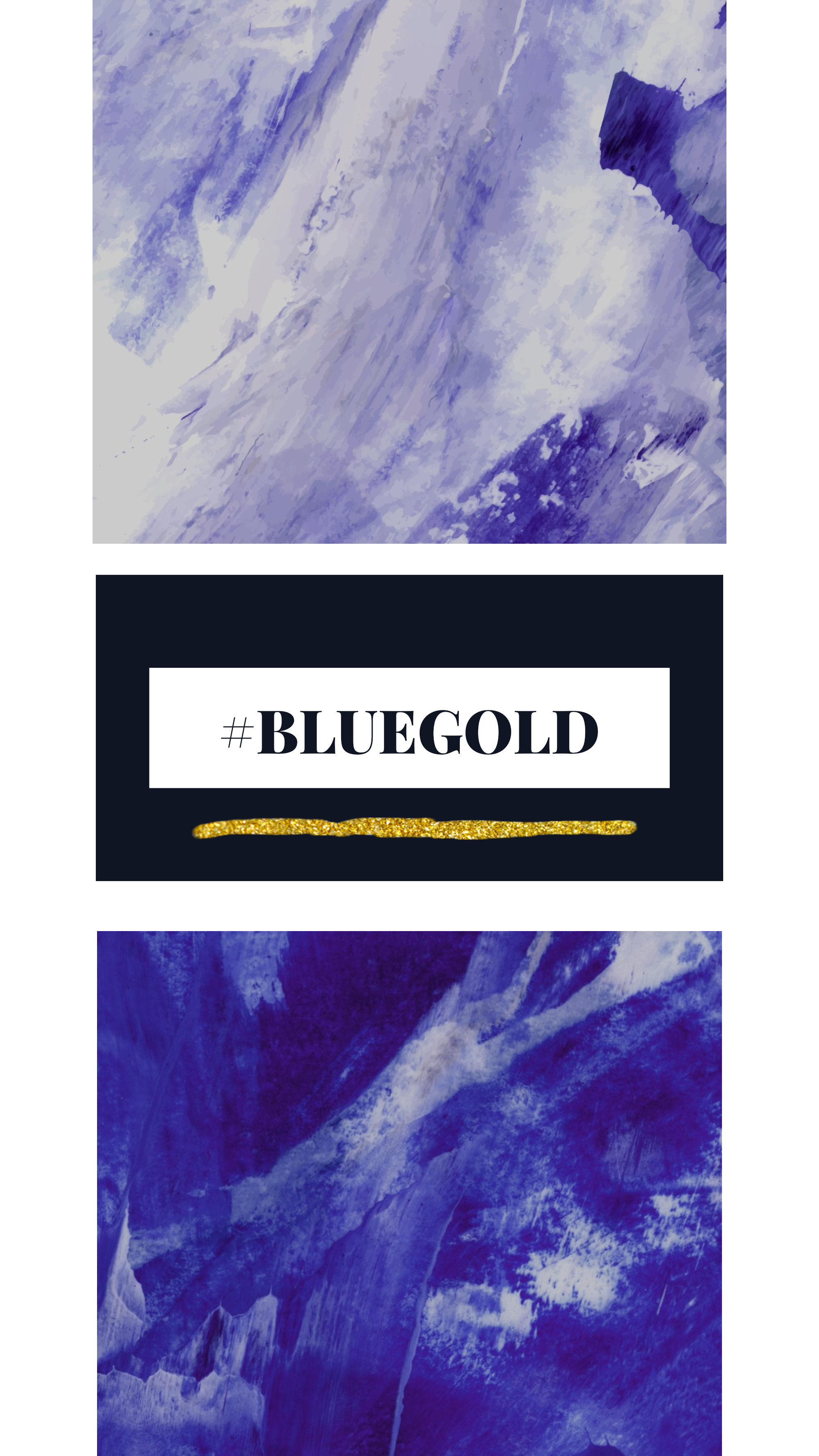 #bluegold collection - #BLUEGOLD Instagram Story Template